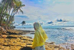 Kangen LiburanKangen PantaiKangen Banget..Resolusi 2019Back to the beach...Jangan lupa gunakan selalu @pigijoo sebagai kawan liburanmu jo..#Pigijo #BucketList2019