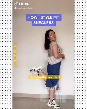 Jujur bikin nya sejam, jadi nya ga nyampe 5 menit wkwkw 😂 - #clozetteid #tiktok #tiktokfashion #tiktokhacks #quarantine #simple #indonesia #tiktokindonesia #viralvideos #fashionchallenge