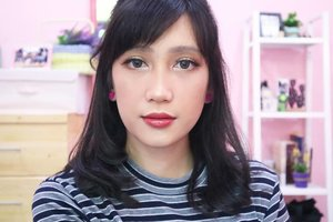 Eyes and lips all using new collection from @sariayu_mt Inspirasi Jakarta.Full review pls click link on my bio 😉#Beautiesquad #BeautiesquadReview #beautyploration #SariayuColorTrend2018 #RollYourNatural #BeautiesquadxSariayu #shinebabyshine #weheartit #beautybloggerindonesia #bloggerindonesia #clozetteid @jakartabeautyblogger #JakartaBeautyBlogger @beautiesquad #tampilcantik #beautynesiamember #beautychannelID #fdbeauty #beautyinfluencerjakarta #indobeautysquad @zonamakeup.id #zonamakeupid #editorialmakeup #indonesiafemaleblogger #kbbvfeatured #beautygoersid