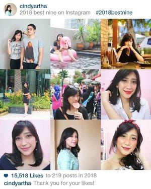 #bestnine2018 of mine 🥂#shinebabyshine  #theartofslowliving #cupoftheday #feelfreefeed #lovelysquares #darlingdaily #theeverygirl #chasinglight #finditliveit #thesimpleeveryday #minimal_perfection #minimalism #weheartit #blog #dailylife #igdaily #bloggerlifestyle #beautybloggerindonesia #bloggerlife #bloggerindonesia #clozetteid #lessismore #minimalove #simplicity #simpleandpure #Beautiesquad #JakartaBeautyBlogger
