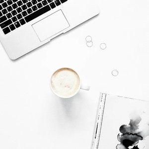 Today's essentials 💻☕📑 Besok juga begitu 😂Source: @minimaluploads#shinebabyshine #motto #whitefeed #quotes #lb #likeforlike #instagood #instamood #mindmotivation#pursuithappiness #thinkaboutit #fearless #yolo #keepitsimple #wisdomquotes #whitequotes #whiteaddict #inspirationalquotes #motivation #weheartit #beautybloggerindonesia #bloggerlife #bloggerindonesia #clozetteid #thegoodquote #lifequotes #optimism