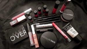 Selama WFH semua awet ya 💋💄#cosmetics #kosmetik #makeuplife #lipstickaddict #lips #lipgloss #foundation #eyebrowkit #beauty #beautylover#ClozetteID