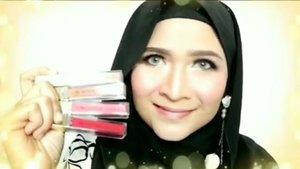 Liquid Lip Lustre @poppydharsonocosmetics #brushedbyedelyne #lipstick #lipgloss #bandungbeautyblogger #beautyinfluencer #makeup #clozetteid #instagood #bloggerstyle #stayathome #staysafe