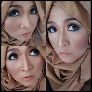 Trying to make a natural tan makeup look #makeupbyedelyne #hijabbyedelyne #indonesianbeautyblogger #mua #muaindonesia #fotdibb #hijabphotography #hijabiqueen #hijabersID #hijabfashion #instahijab #instabeauty #hijabstyle #hijab #riasmuslimah #hijabers #clozetteid #HOTD #ScarfMagz #hijablover #hijabista #warnacantikpapua