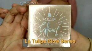 Selamat pagi.... Kali ini aku cobain @latulipecosmetiques_ Glow series, yaitu Glow BB Cushion, Shimmering Spray dan Lip Topper.  Glow BB Cushion nya aku suka banget, lumayan nutup noda noda di wajah aku, wajah jd terlihat glowing, dan wanginya aku suka , utk shimmering spraynya membuat tampilan wajah terlihat lebih dewy,  dan lip topper nya juga bagus, lip topper bisa bikin lipstick kalian lebih nge blink dan bisa juga lo dijadikan sebagai highlighter.  #brushedbyedelyne #reviewbyedelyne #beautybloggers #beautyinfluencers #bloggerstyle #bandungbeautyblogger #tribepost #makeuplook #makeup #clozetteid #hijabandfashion #hijabandmakeup #hijabinfluencer #makeupartist