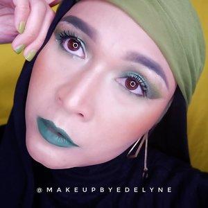 #brushedbyedelyne #makeup #clozetteid #creativemakeup #makeuplooks #hijab #bandungbeautyblogger #beauties #makeupart #instapic #instalove #instaart