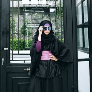 #brushedbyedelyne #hijabbyedelyne #hijabi #hijabers #ootd #ootdhijabindonesia #makeupforever #ootdbyedelyne #clozetteid #clozettepotw #tribepost #fashion #fashionblog #fashionista #hijabifashion #fashionblogger #throwback #ootdhijab