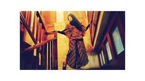 Batik:  emperan malioboro  #hijabstyle #ootdhijab #clozetteid #starclozetter #exploreyogyakarta #explorejogja #visityogyakarta #bloggerstyle #styleblogger #tamansari #tamansarijogja #photooftheday #indonesia #yogyakarta #sumurgumuling #travelblogger #everoniajalanjalan #hijabootd #malioborojogja #malioboro #prawirotaman  @tegalpanggungguesthouse