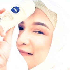 My favorite deodorant @nivea_id #brushedbyedelyne #bloggerstyle #photooftheday #clozetteid