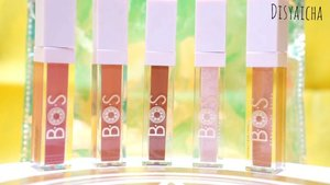 New lip gloss from @beautyofsaira #bosbabe  1. Anisa 2. Senorita 3. Gadis 4. Donna 5. Madem olselle  Nanti mlm up di youtube,klik link diatas . . . .  #100daymakeupchallenge #beautyenthusiast #beauty #beautygram #makeup #makeuptutorial #contourtutorial #makeup #beautygoersid #indobeautygram #indoveautysquad #beautygram #beautybloggerindonesia #tasyashoutoutfarasya #clozetteid #clozette #ivgg #ivgbeauty #esqa #esqaddicted #minitutorial #indovigram #eotd #ibv  @beautybloggerindonesia @tampilcantik @ragam_kecantikan @cchannel_beauty @indobeautygram @tips_kecantikan @popbela_com @clozetteid @bloggermafia @wakeupandmakeup