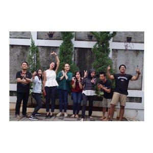 Missing these awesome people ❤️........#tinkerlustambassador #tinkerlustid #tinkerlustxgoglamxwardah #clozetteid #clozettedaily #jenntan #jennitanuwijaya #programhost #indomodel #mcjakarta #jakartabeautyblogger #beautynesiamember #beautybloggerindo #indobeautyblogger #indofemaleblogger #LYKEambassador #teamwork #startupcompany #lustthelook #makeoverprogram