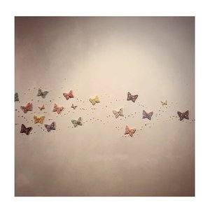 Just like these butterflies, spread your wings and fly high!💕 have a great day !..........#clozetteid #jenntan #lifequotes #positivevibesonlyplease #indotravelers #travelbloggerlife #travelbloggerindonesia