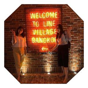 Kepo gaksi isinya line village apa? Enakan share di blog apa youtube? Hihi #linevillagebangkok ........#jenntantraveljournal #jenntan #clozetteid #bangkoktraveler #explorebangkok #indotravelers #bestfriendsjourneytogether @linevillagebangkok