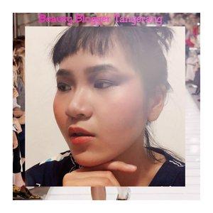 Makeup collaboration with @beautyblogger.tangerang #bbtmonthlycollab #bbtnovembercollab #makeupcollaboration #fashionrunaway #jenntanmakeup #jenntan #clozetteid