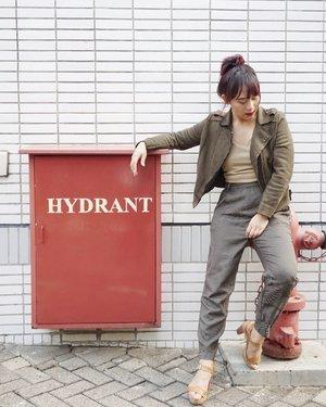My little red minion📍 📸 fav minion @cyndaadissa . . #ClozetteID #Fashion #OOTD