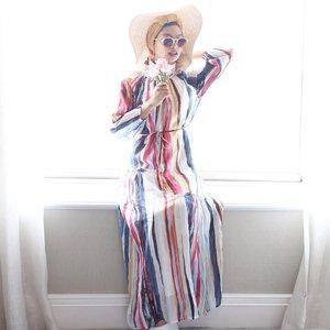 Let Good Times Roll �@pomelofashion #trypomelo ______________________________#ootd #ootdhijab #hijabootd #hijab #hijabstyle #dailyhijab #ootdhijabindo #pomelosummercollection #pomelosummer2019 #ootdasean #ootdindo #clozetteid #ootdfashion #ootdhijabnusantara #fashionblogger