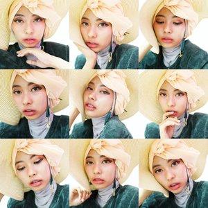 A heart ain't brain ... *yaemang *trusngapa * gapapsih *gabisamoveondarilaguituaja~ mheheBtw, im wearing hijab from @outfitku_id Earrings from @butikdewidotcom ★.....#potraits #makeitpotraits #clozetteid #starclozetteid