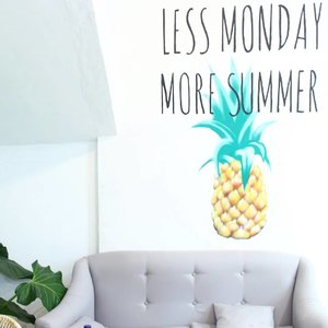 Less wednesday , more summer � . . . . . #whiteaddicted #quotes #interiordesign #interiorstyle #clozetteid #starclozetter #summervibe #tumblr #tumblrpost #tumblrgirl #happinesskitchenandcoffee #cafe