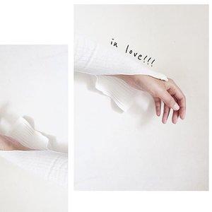 Loving the details of my wide rib t-shirt from #uniqloxhanatajima . . . #ClozetteID  #hijabblogger #fashionblogger