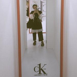 Stay safe, Everyone!...#calvinklein #ruedaily#ladyuliastyle#clozetteid#modeststyle