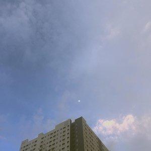 Day 1_________#sky#clozetteid#2021#minimalfeed#minimalism