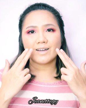 For the first time bikin video #lipsync , masih belepotan dan belum smooth. . .  #riverchallenge inspirasi : @talitakemy . . Next time akan coba lagi bikin lagi, semoga lebih baik dari ini 😊 . . #jeanettegy #jeanettegymakeup #lipsyncwithhanum #lipsyncchallenge #likeariver #likeariverchallenge #ClozetteID #tiktok #tiktokchallenge #dirumahaja #tiktokindonesia #makeuplipsync