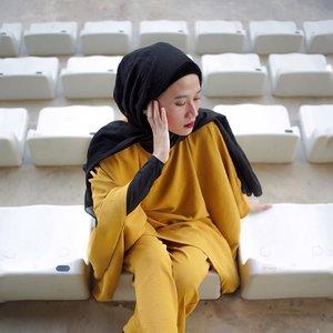 Kangen juga pake TingJab, anting hijab 🌼#clozetteid#karincoyootd
