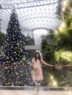 Cara Mudah ke Jewel dari Bandara Changi #beibyjalancantikkesingapore – Beibytalks