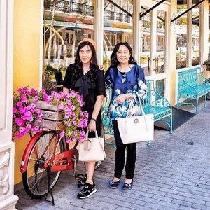 HAPPY BIRTHDAY MAMA! Wish u healthy, success, and still young. God bless us ��� . . . #birthday #birthdaymom #mom #mother . . . . . . . #ootd #photooftheday #beautifuldestinations #lookbook #amsterdam #europe #traveleuropr #fashionblogger #outfitoftheday #korea #ootdspot #jktspot #followme #instadaily #maldives #holiday  #postthepeople #travel  #clozetteid