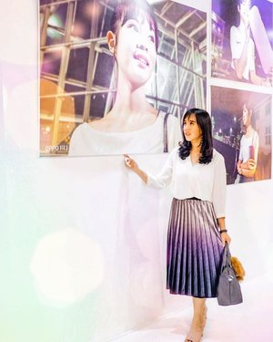 Throwback to OPPO F11Pro grand launching! So much fun during the event ❤❤ #oppof11pro . .  Check out myculinarydiary.com for more awesome post . . . . . . . #ootd #photooftheday #beautifuldestinations  #lookbook #syahrini #reinobarack #japan #fashionblogger #outfitoftheday #korea #ootdspot #jktspot #followme #bali #white #wiwtindo #instadaily #minimalism #flatlays #model #postthepeople  #travel #art #design #architexture #clozetteid