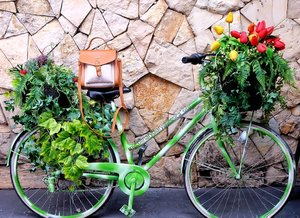 A journey of a thousand miles must begin with a single pedal. Traveling again anyone? . Check out myculinarydiarycom.wordpress.com for more awesome post! Link is on my bio and my Zomato/Jessica Adi or Pergikuliner/Jessica Sisy for more food reviews #sisytravelingdiary #bicycle #journey #gofujifilm #fujifilm_id #fujifilm_xseries #fujifilmxa3 #fujifilm #fujinon23mm #noedit #nofilters