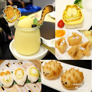 SOON ON BLOGCuteness overload for my dimsum!Tasty and cute 😋😍..Check out myculinarydiarycom.wordpress.com for more awesome post! Link is on my bio and my Zomato/Jessica Adi or Pergikuliner/Jessica Sisy for more food reviews#sisyeatingdiary #myculinarydiary #clozetteid#hongkong #garfield #dimsum........#food #foodblogging #foodgram #foodshare #foodphotographer  #foodphotography #instabuzz #photooftheday #beautifulcuisines #foodstagram #foodgasm #foodnetwork #discoverymeal #appetitejournal #eatfamous #flatlay #foodoftheday #dessert  #kulinerhongkong #foodstylist #foodvsco #eatfreedayid #explorehongkong #eeeeats