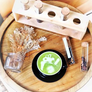 NEW BLOG POST! Link is on bio.A cup of cute matcha latte to warm up your body in the midst of cool air in Sentul.You can request the latte art 's picture :).Check out myculinarydiarycom.wordpress.com for more awesome post! Link is on my bio and my Zomato/Jessica Adi or Pergikuliner/Jessica Sisy for more food reviews#sisyeatingdiary #sisytravelingdiary #clozetteid........#food#foodblogging#foodgram#foodaddict#foodshare#foodphotographer#jktfoodies#foodphotography#instabuzz#photooftheday#beautifulcuisines#foodstagram#foodgasm#foodnetwork#foodiepics#appetitejournal#foodsnap#flatlay#foodlover#dessert#kulinerjakarta#followme#foodstylist#foodvsco#eatfreedayid#kulineraddict#eeeeats