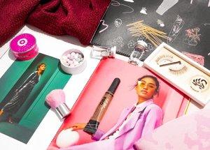 Essential cosmetics that you must have in your pouch . . . . . . . . #clozetteid #cosmetic #beauty #skincare #makeup #makeupartistjakarta #mua #eyelashextention #weddingku #bridestory  #lipstick #makeupmafia #maccosmetic #etude #potd #instabuzz #makeupjunkies #makeupgeek #skincare #bulumata #fakelashes #concealer #beautycare