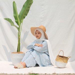 another picnic outfit idea ✨@irmahakim_id looooveee 💕baju baju buat piknik yang ga bikin bete duluan gara gara kepanasan 😂#ClozetteID