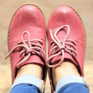 Pinky #Clozetteid #COTW #Shoefie