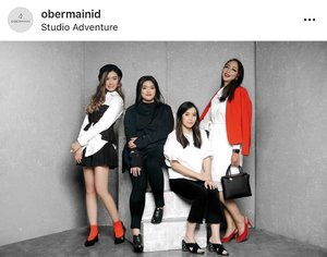 Re-uploading...@obermainid @studioadventure ✨Have a blessed Sunday all~ •••#clozetteid #cotd #obermainid