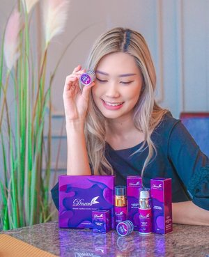 Stay at home doesn't means skipping skin care!! 🤭 Me for @dnarsindonesia , Read full review on my blog 🙌🏻 . . . . . 📸 @vincenthimawan  #WorkWithTorquise #Clozetteid #BloggerSurabaya #BeautyBlogger #dnarsindonesia
