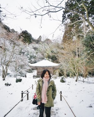 Just another winter photo in Japan. ❄️ #thejournale #thejournalejourney #clozetteid #japanlives #enjoytohoku #go_tohoku #dj_tohoku #2018