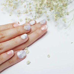 I'm the kind of girl who obsessed with pretty nails 💅💅💅 • • • • #beautynesiamember #ClozetteID #beautyblogger #beautybloggerindonesia #bblogger #bloggerbabes #indonesiabeautyblogger #indobeautygram #nailsaddict #gelnails #nailart #nailsobsession #pastelnails