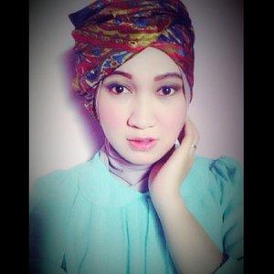 #Turban#ColorfulHijab#clozetteid