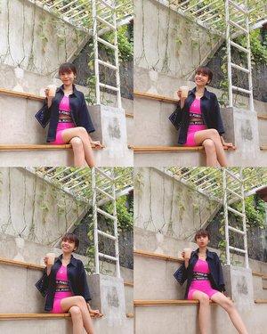 Udah pada ngopi belum hari ini? Hehe✨ One set: @pomelofashion x The Powerpuff Girls💕 #PomeloGirls #ThePowerpuffGirls  📸: @edi.jsp . . . . . #whatiwore #bloggerstyle #fashion #styleblogger #fashionblogger #ootd #lookbook #ootdindo #ootdinspiration #style #outfit #outfitoftheday #clozetteid