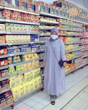 (19/4/21) Ramadhan hari ke-7! 💜...#Clozetteid #revanisanabellaootd #ootdhijab #kittyshopgirls #ootdlilac #ootdramadhan #outfitfortoday #ootd