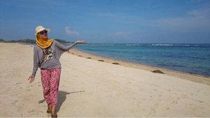 from Nusa Dua beach Bali