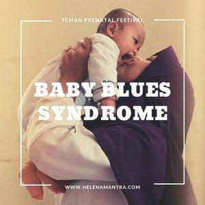 Saya merasa gagal menjadi ibu ketika SID di usia 2 minggu harus opname. Ibu macam apa ini? Mengurus newborn baby aja enggak bisa sampai-sampai SID batuk pilek hingga berujung pneumonia.  Saya menjadi sering menangis, merasa bersalah dan menyesal terus-menerus. Tubuh saya pun kelelahan karena setiap 2 jam sekali harus pumping untuk supply ASIP ke rumah sakit. Aargh … beratnya pekerjaan seorang ibu!  Rupanya stress yang saya alami di atas merupakan ciri-ciri baby blues syndrome. Suatu sindrom yang normal terjadi pada 80% ibu baru paska melahirkan.  Bagaimana mengatasi sindrom baby blues? Klik link di bio, ya! ⬆️  #ibuhamil #bumil #pregnant #pregnancy #expecting #HelenamantraStory #HappyMom #parentingblogger #temanbumil #bloggerindonesia #tipshamil #maternityshoot #babybumps #babygirl #babyboynames #babygirlnames #babybluessyndrome #babyblues #postpartumdepression #bayitabung #programbayitabung #programhamil #promil #ibuhamil #bumil #clozetteid #bloggerperempuan