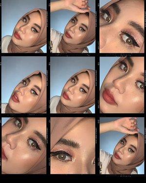 Feathered Eyebrow ✨ #clozetteid #beautyenthusiast  #beautybloggerindonesia #dandanalatidi #30daymakeupchallenge