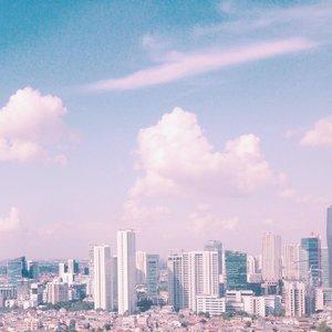 Jakarta City #clozetteid #jakarta #city #cityscape
