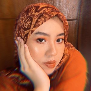 Earth tone makeup 🍂 #clozetteid