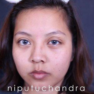 Semalem abis begadang? Nih, quick fresh and glowing makeup tutorial pake produk lokal Indonesia semua👻 #makeupindonesia•#makeuptutorial #bvloggerid #makeupwisuda #indovidgram #tampilcantik #ivgbeauty #indobeautygram #beautiesquad #bunnyneedsmakeup #undiscovered_muas #flawless #eotd #underratedmuas #abhbrows #clozetteID #urbandecay #maybelline #wetnwild #indobeautysquad #discovervideos #maryhadalittleglam @tampilcantik @indobeautygram @indobeautysquad @bunnyneedsmakeup