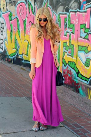 pop color - fashion Friday inspiration